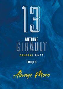 GIRAULT 13