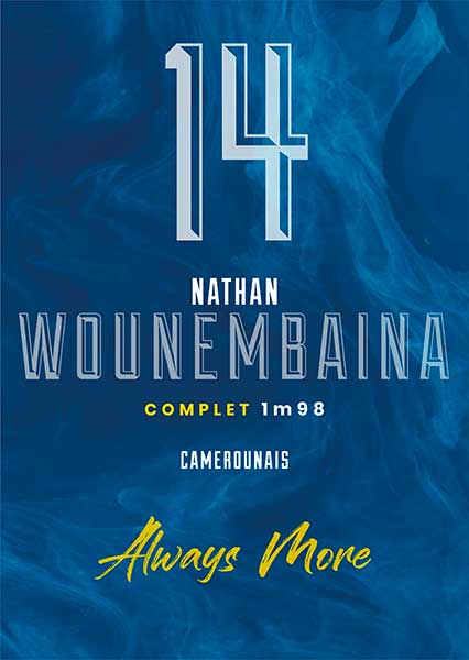 WOUNEMBAINA 14